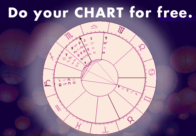 Free Birth Chart: Create One Instantly | Astrostyle: Astrology and ...