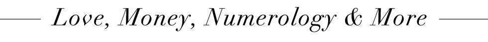 love-money-numerology