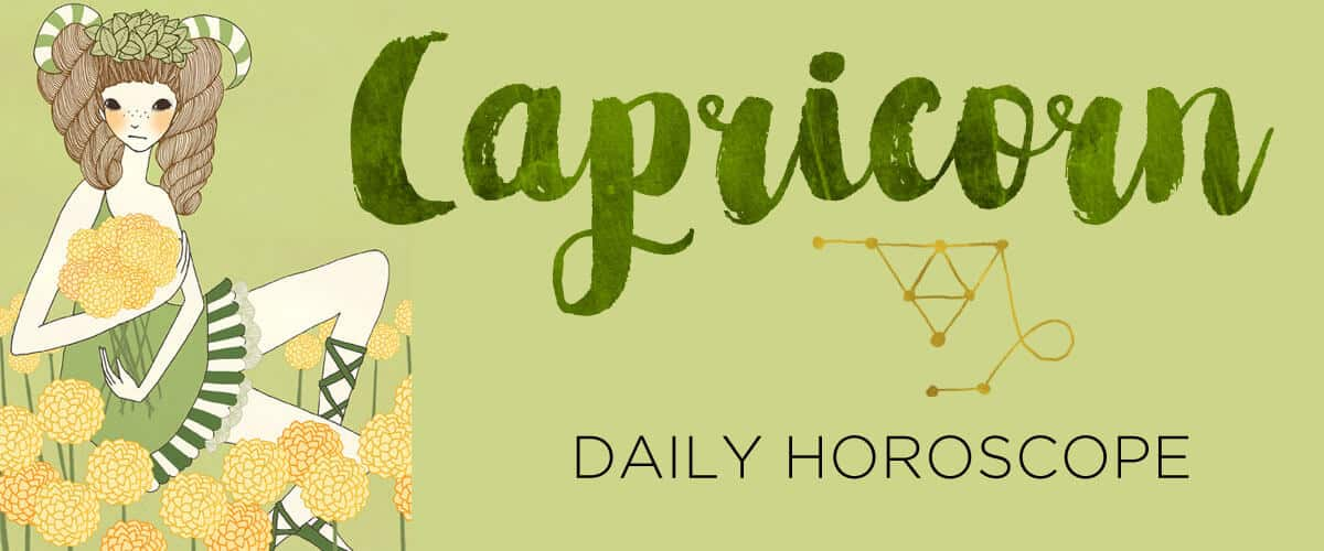 Capricorn Daily Horoscope by The AstroTwins | Astrostyle