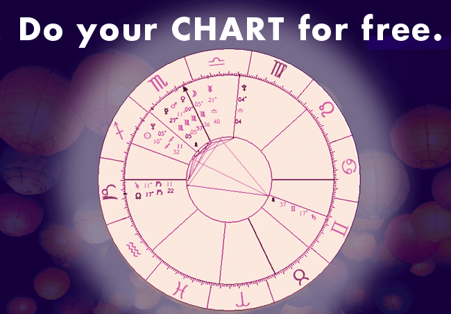 Free Astrology Birth Chart Create One Instantly