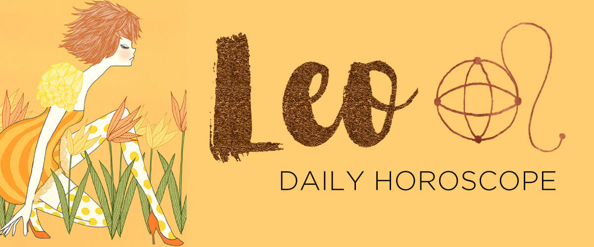 astrostyle daily leo horoscope