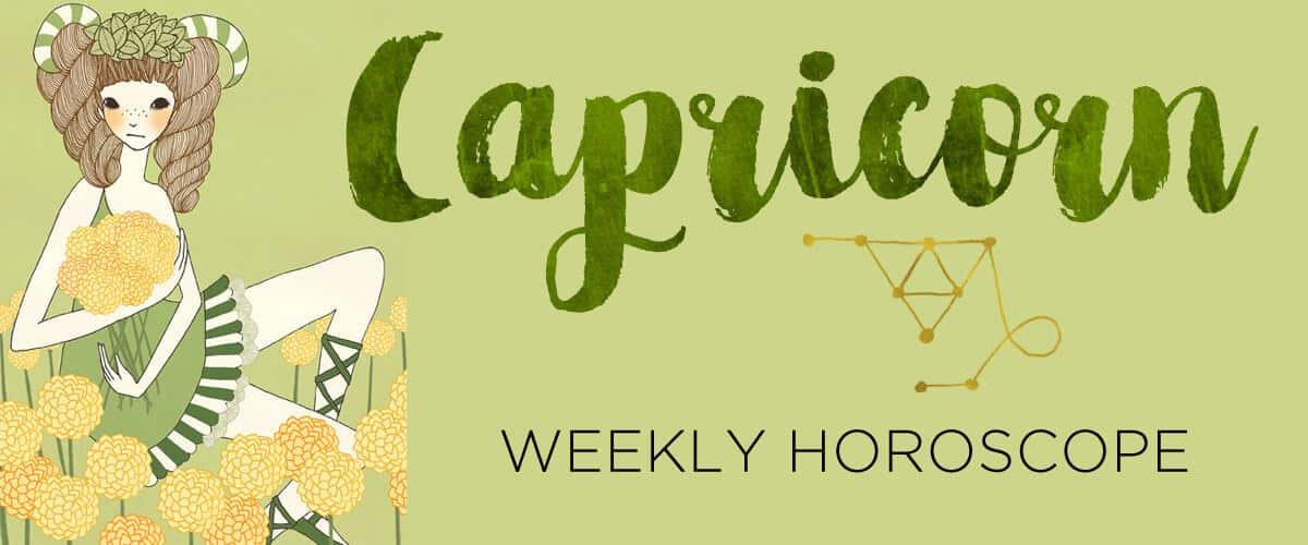 capricorn horoscope may
