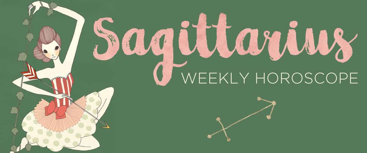 Sagittarius Weekly Horoscope by The AstroTwins | Astrostyle