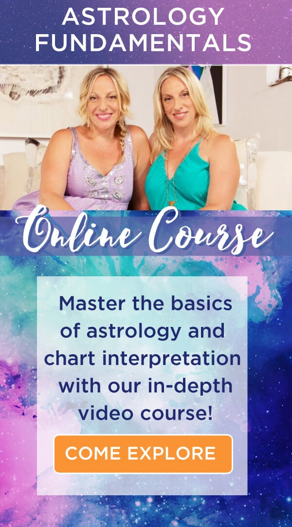 learn astrology: Astrology Fundamentals Online Course