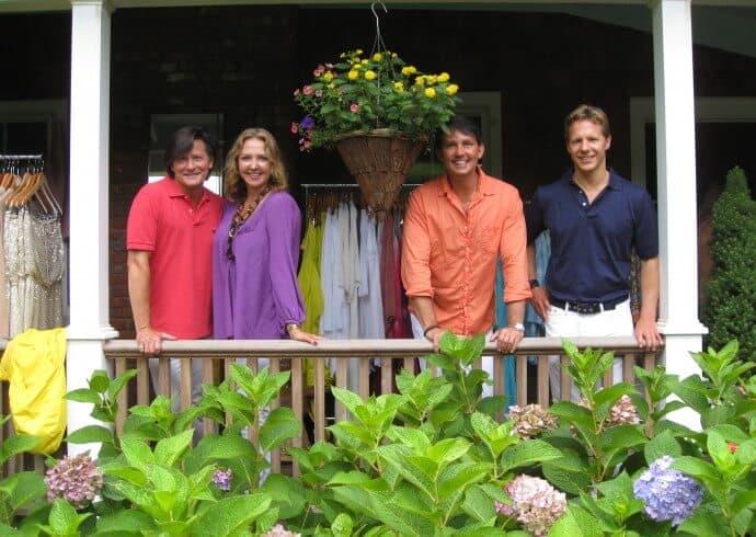 KD Hamptons Garden Party for Calypso