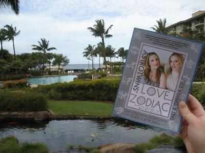 Our Love Zodiac book made a wedding!