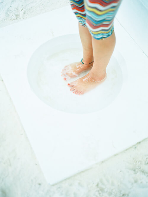 hotel-footbath