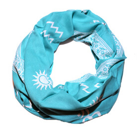 Aquarius Scarf