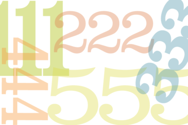 111, 222, 333, 444, 555: What Repeating Numbers Are Telling You