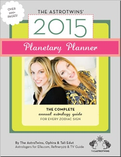 2015 Planetary Planner: Now 50% Off!