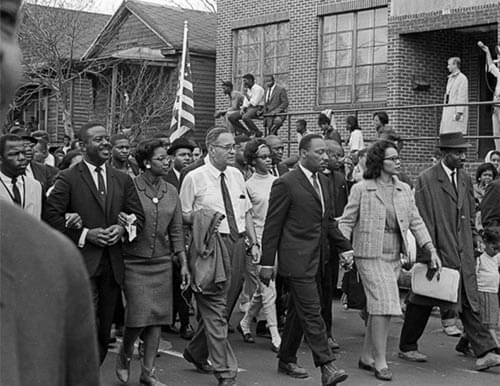 MLK-March-Voters