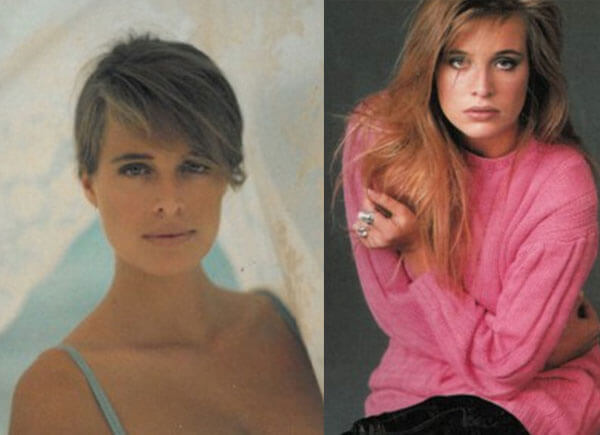 Who else remembers these vintage Frederique shots? Gorgeous!