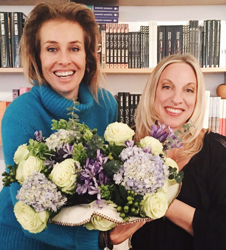 Ophira Edut Frederique van der Wal horoscope bouquet