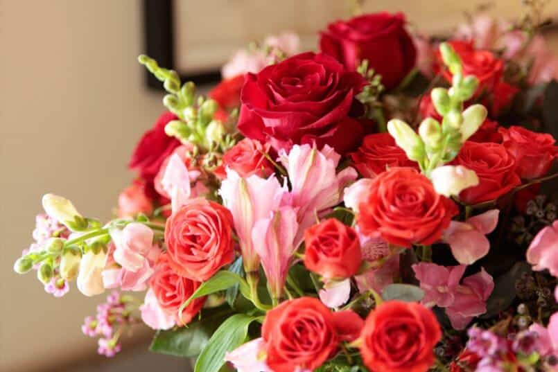 The Aries Bouquet