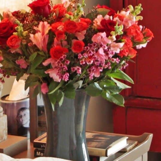 Frederique's Choice: The Aries Bouquet