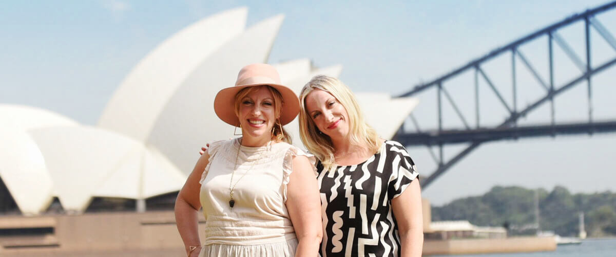 AstroTwins in Australia