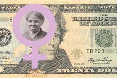 Did Pluto Put A Woman On the Twenty Dollar Bill?