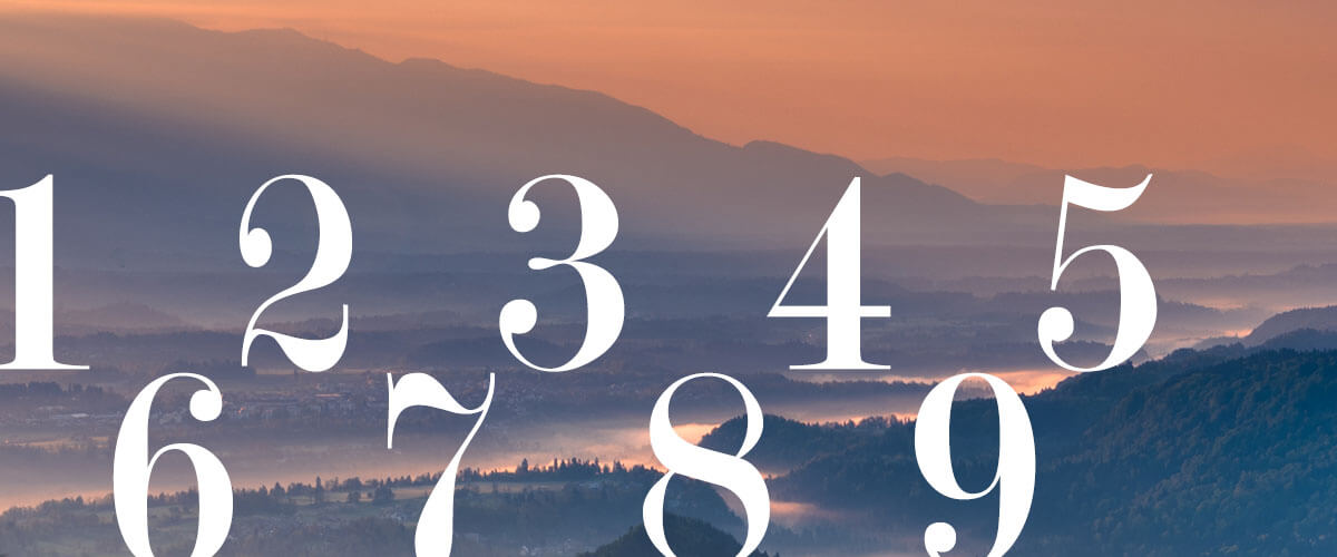 july numerology