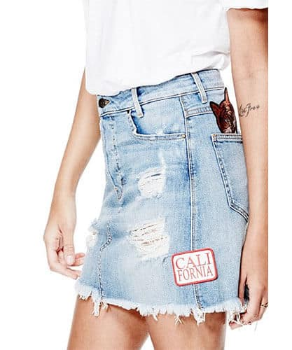 Guess-Patched-Mini