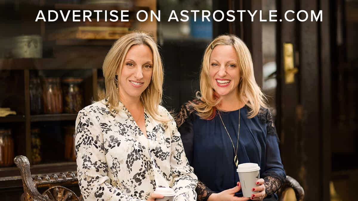 Advertise on Astrostyle.com