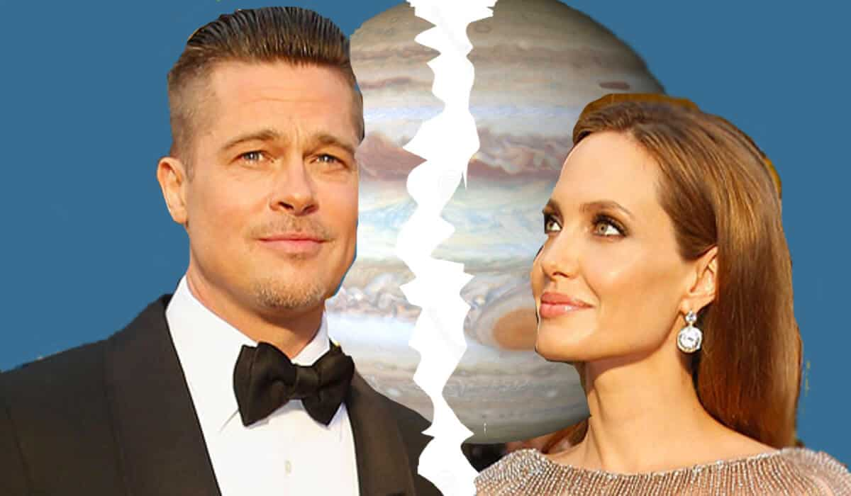 Brangelina Divorce and Astrology: What the stars say