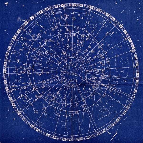 constellations and the zodiac