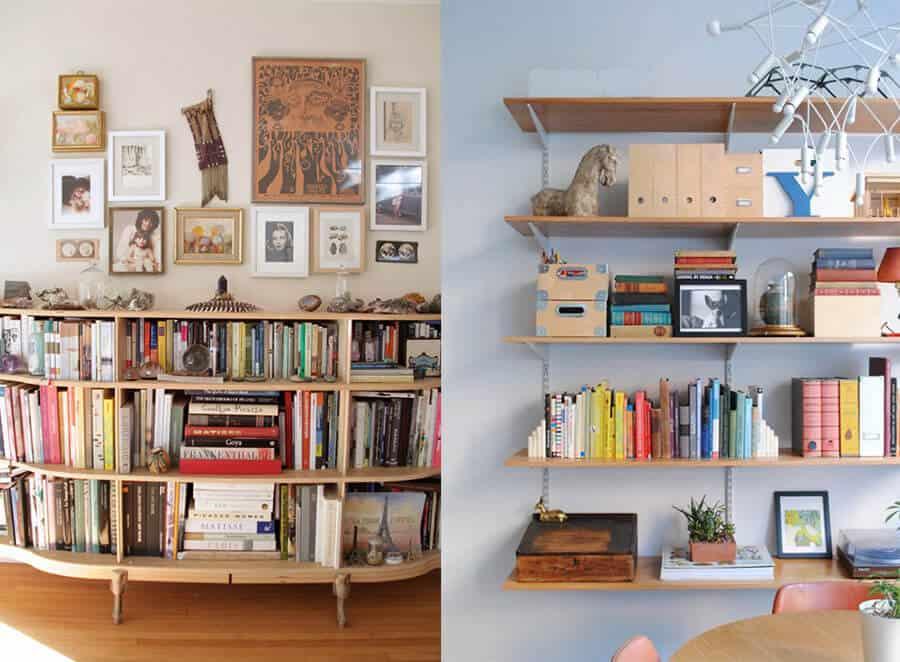 styling-a-bookshelf-venus-in-sagittarius