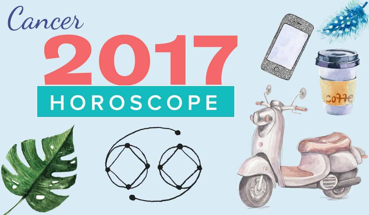 cancer 2017 horoscope