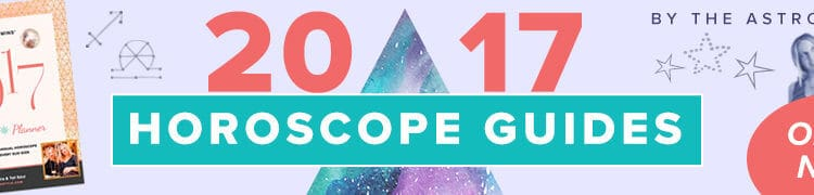 2017 horoscope guides by the astrotwins