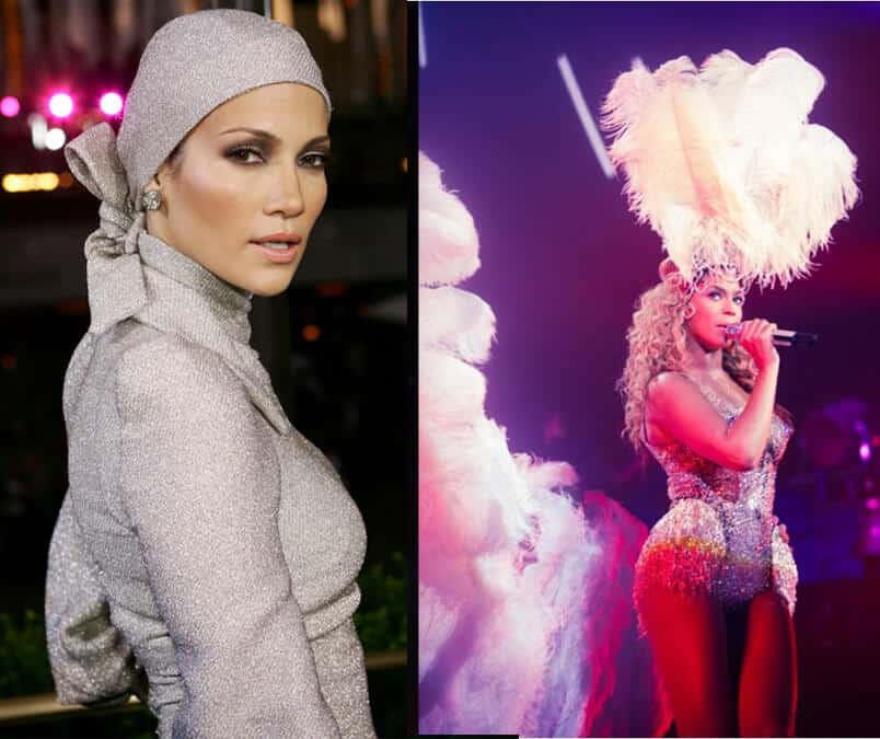 year of the rooster: beyonce and jennifer lopez both born in year of the rooster