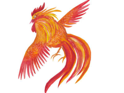 year of the rooster poem