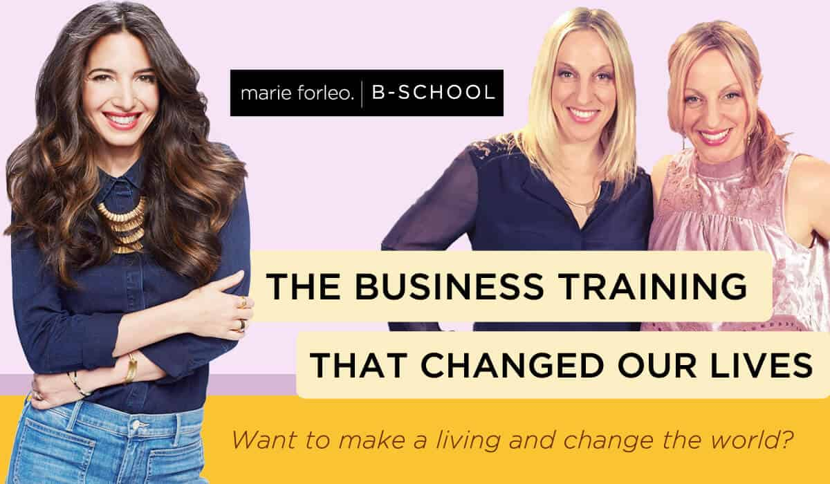 astrotwins present marie forleo b-school for 2017