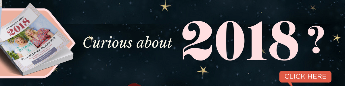 Curious about 2019? Click here for a sneak peek of your astrology highlights.