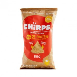 cricket flour bbq potato chips