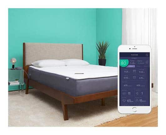 2018 wellness astrology: smart bed
