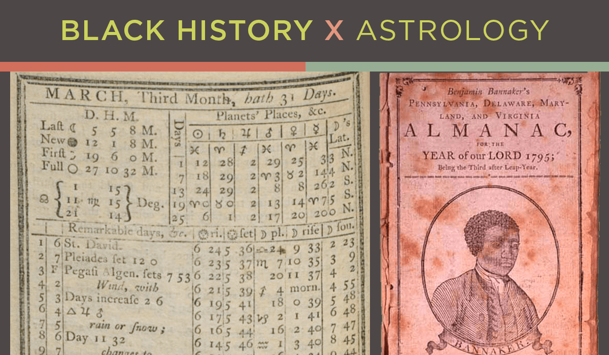 black history month and astrology