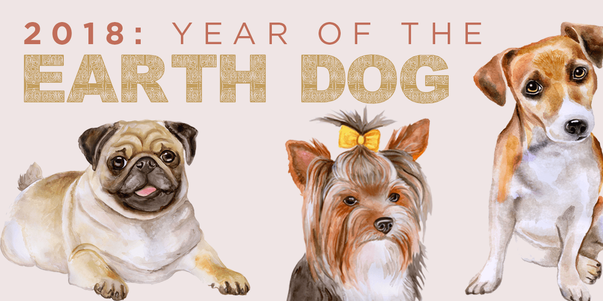 2018 Chinese Horoscope: Year of the Earth Dog