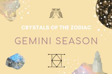 Crystal Horoscope: Healing Gemstones for Gemini Season