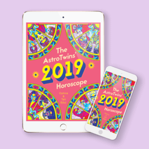 2019 Horoscope Guide by The AstroTwins