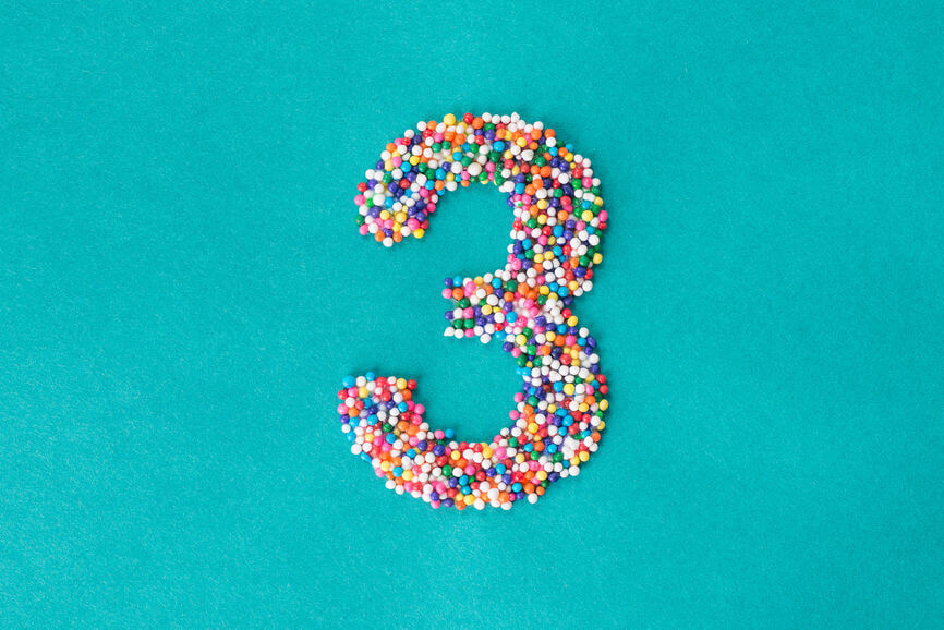3 Universal Year AstroTwins Numerology