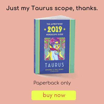 astro twins taurus horoscope