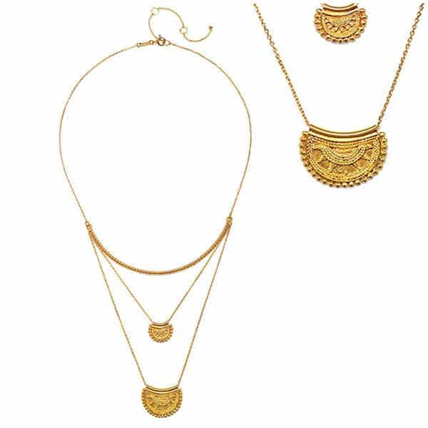 Satya Jewelry Turn Within Necklace