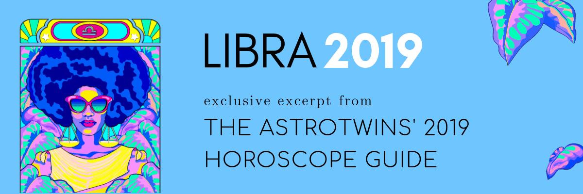 2020 Libra Horoscope eBook