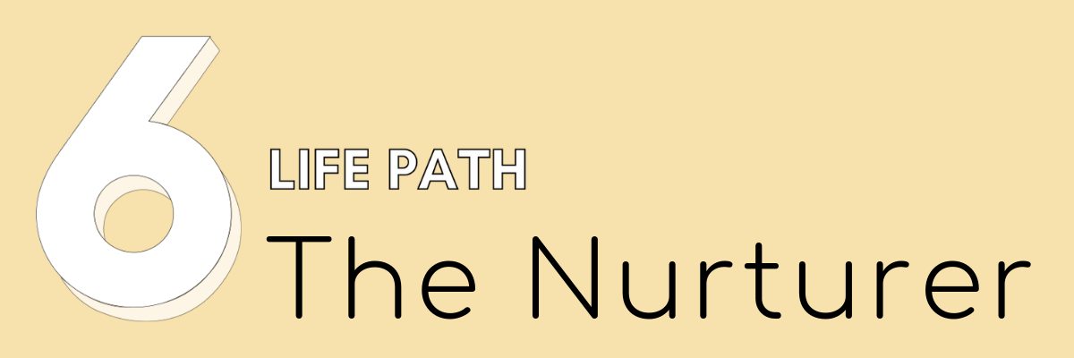 6 life path numerology