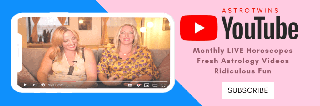Subscribe: The AstroTwins Youtube Channel