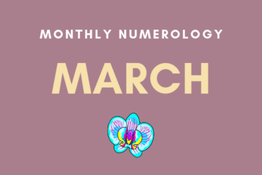 Listen: Your March 2021 Numerology Forecast
