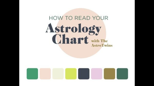 how to read your astrology chart