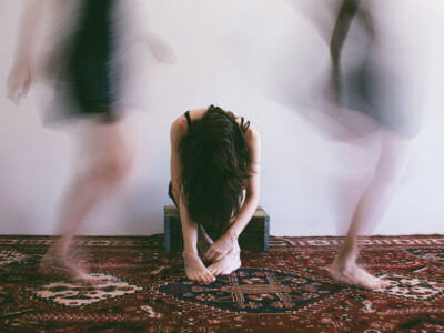 women dancing to celebrate with dance for a 2020 pisces new moon ritual astrology article by the astrotwins