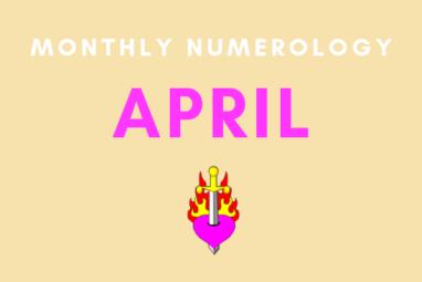 Listen: Your April 2021 Numerology Forecast
