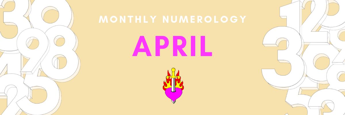 Your April Numerology Revealed | The AstroTwins